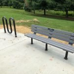 Paul Lentz  Memorial Bench Installation Ceremony
